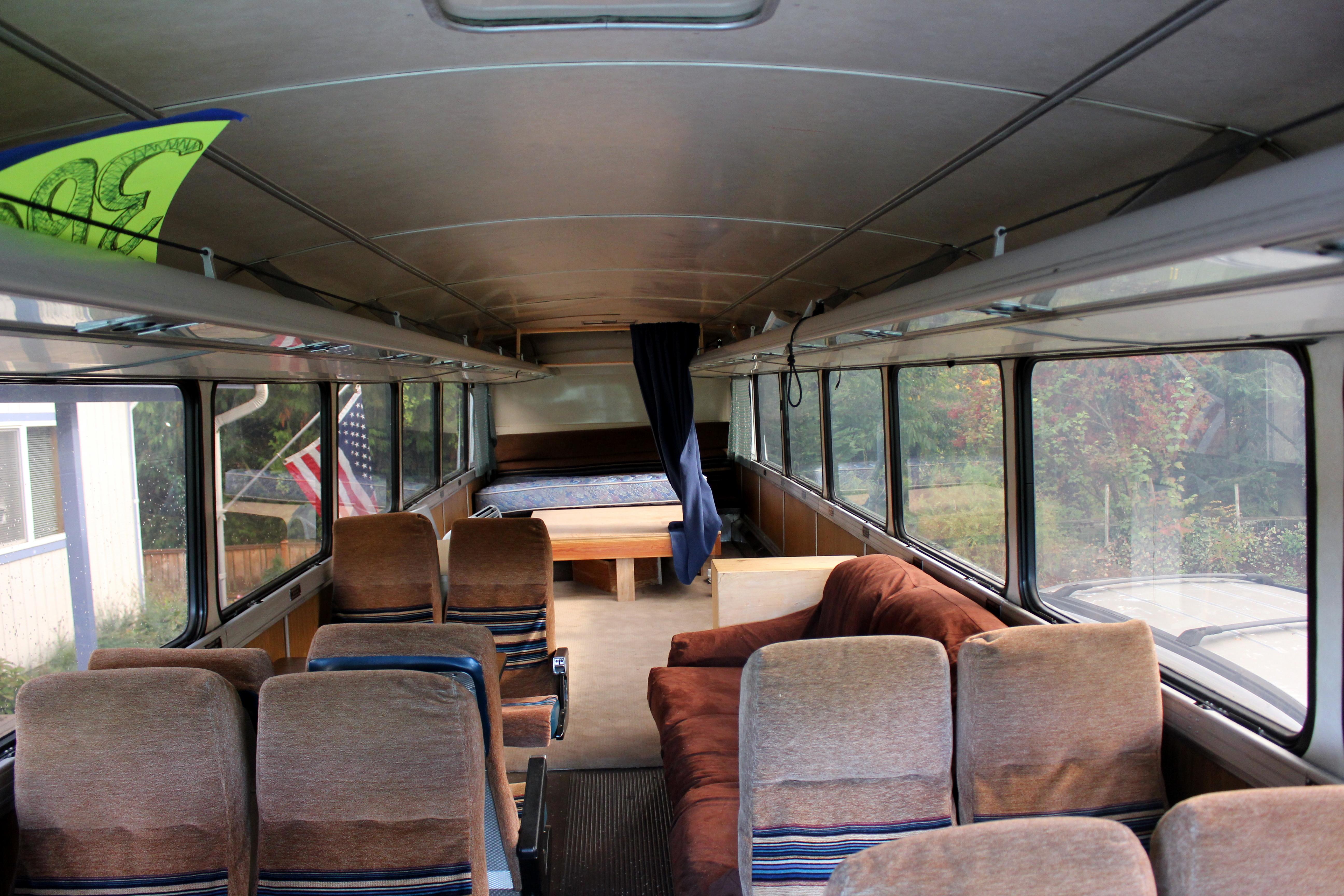 Mci Bus Conversion The Bellingham Thames