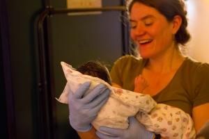 Charlotte Hadassah Birth2