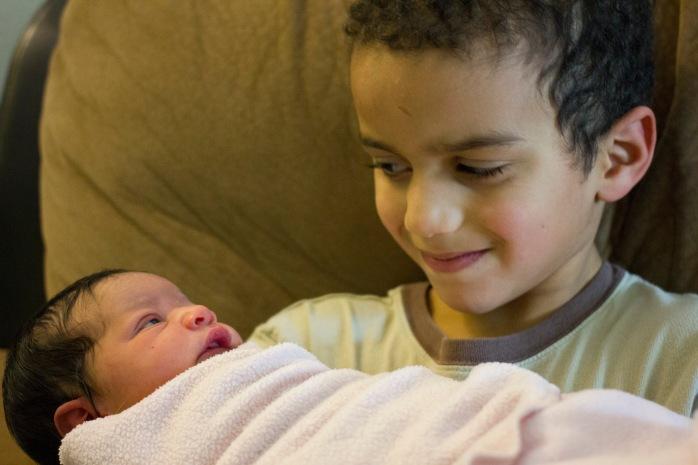 Charlotte Hadassah Birth5